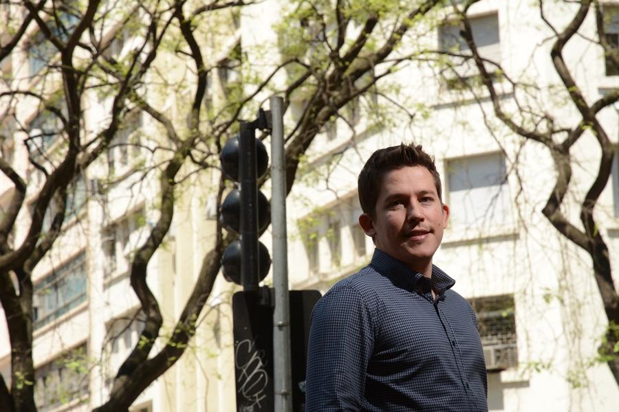 Maikon Schiessl é um dos criadores e diretor do Comitê AgTech da ABStartups