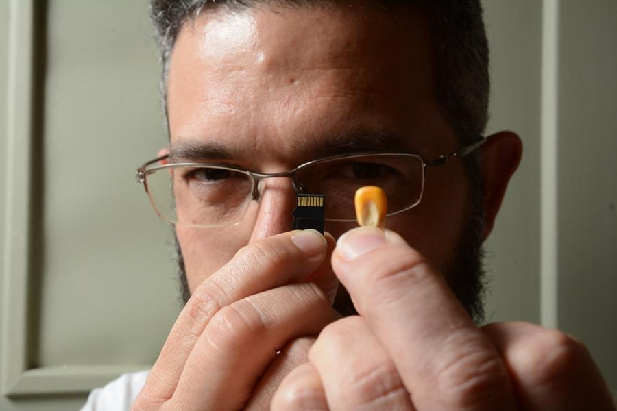Mateus mondin, da Esalq, é um dos idealizadores do AgTech Valley, em Piracicaba