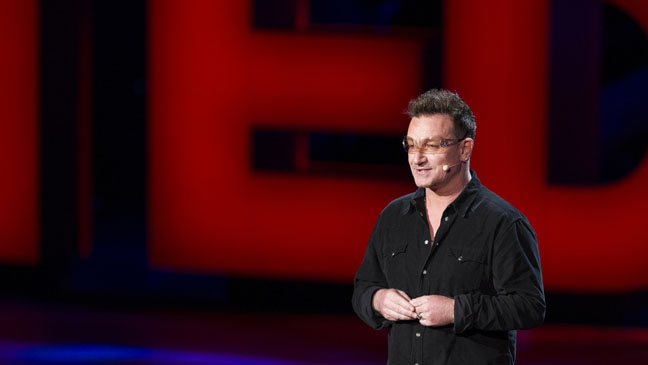 Bono Vox, do U2, é um dos exemplos citados por especialista