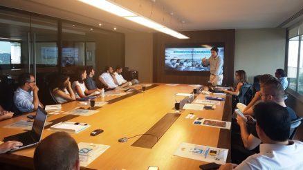 Hub de negócios: StartAgro recebe delegação alemã