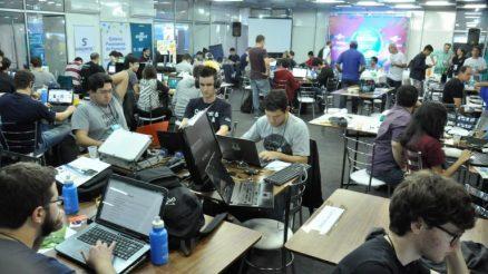 Hackathon Smart Agro. Foto de Elvira Alegre/Divulgação