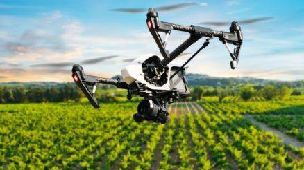 startup de drones