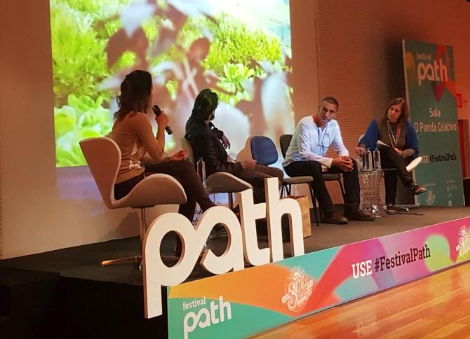 Agro no Festival Path