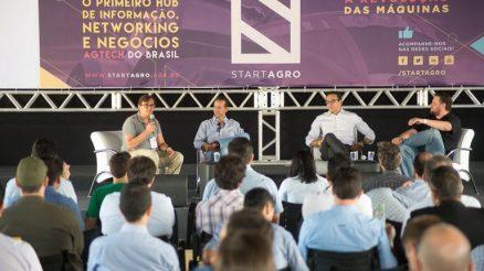 StartAgro  Agrishow/  Fabio Melo/Divulgação
